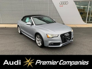 Used 2016 Audi A5 2.0T Premium Plus Cabriolet for sale in Hyannis, MA at Audi Cape Cod