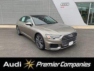 New 2019 Audi A6 Premium Plus Sedan for sale in Hyannis, MA at Audi Cape Cod