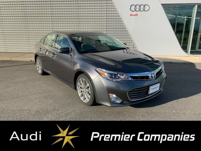 Used 2015 Toyota Avalon XLE Touring Sedan for sale in Hyannis, MA at Audi Cape Cod