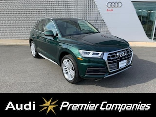 New 2019 Audi Q5 Premium Plus SUV for sale in Hyannis, MA at Audi Cape Cod