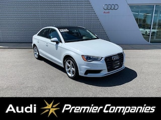 Used 2016 Audi A3 2.0T Premium Sedan for sale in Hyannis, MA at Audi Cape Cod
