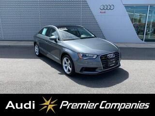 Used 2016 Audi A3 2.0T Premium Sedan for sale in Hyannis, MA at Audi Cape Cod