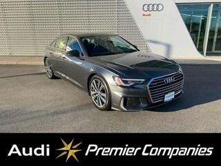 New 2019 Audi A6 3.0T Premium Sedan for sale in Hyannis, MA at Audi Cape Cod