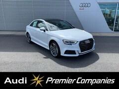 2019 Audi A3 Premium Plus Sedan