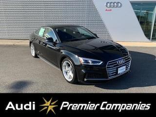 New 2019 Audi A5 Premium Plus Sportback for sale in Hyannis, MA at Audi Cape Cod