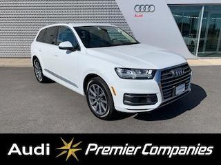 2019 Audi Q7 Premium Plus SUV for sale in Hyannis, MA at Audi Cape Cod