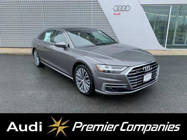 New 2019 Audi A8 For Sale | Hyannis MA | WAU8DAF85KN017096