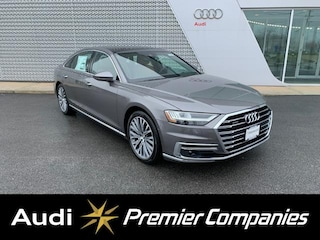 New 2019 Audi A8 Sedan for sale in Hyannis, MA at Audi Cape Cod