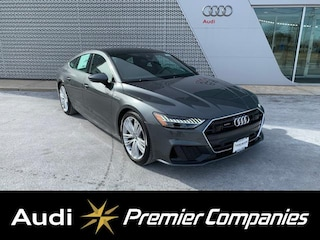 New 2019 Audi A7 Premium Plus Hatchback for sale in Hyannis, MA at Audi Cape Cod