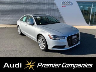 Used 2015 Audi A6 2.0T Premium Plus (Tiptronic) Sedan for sale in Hyannis, MA at Audi Cape Cod