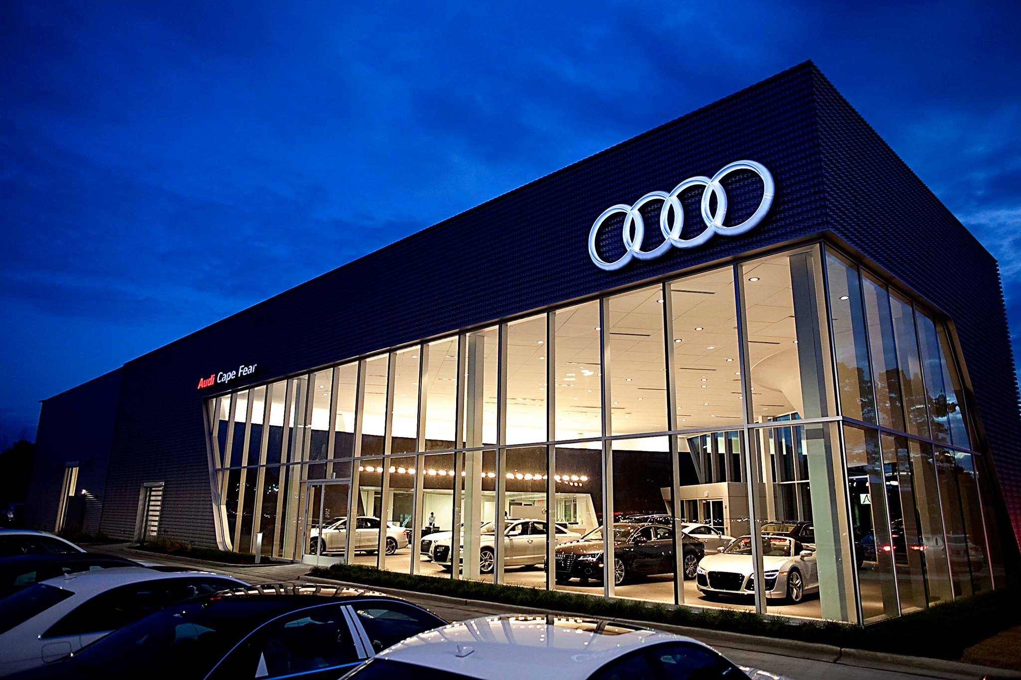 Audi Cape Fear in Wilmington, NC