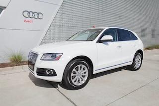 2015 Audi Q5 2.0T Premium Plus (Tiptronic) SUV in Wilmington NC