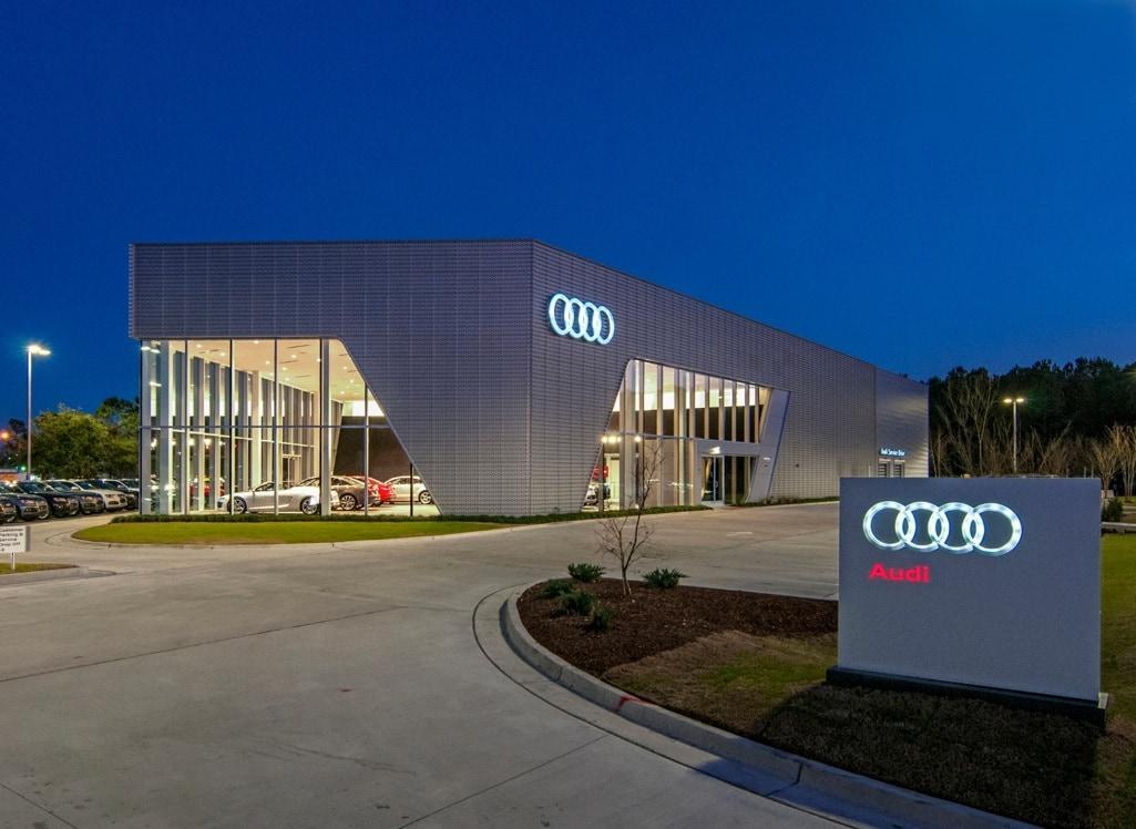 Audi Serving Myrtle Beach Sc Wilmington Nc Audi Dealer