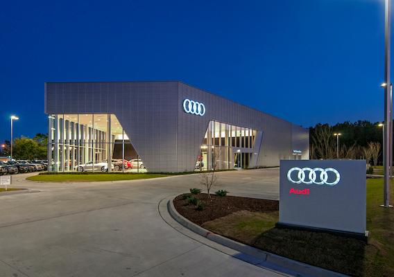 Audi Wilmington Nc >> Audi Dealer For Fayetteville Audi Wilmington Nc Audi Dealership