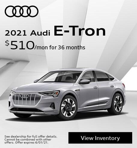2021 E-Tron (lease)