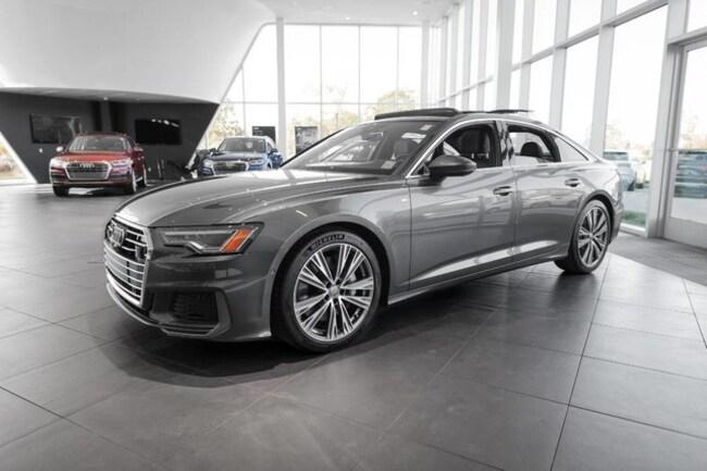 New 2019 Audi A6 3.0T Premium Plus Sedan in Wilmington NC