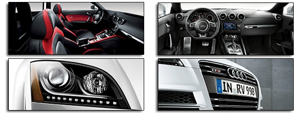 2013 Audi Tts Sports Sedan In Cary Nc