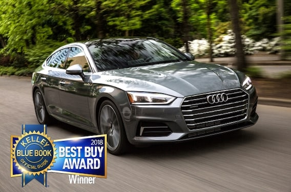Audi Car Awards From Automobile Car Driver Magazines - Best audi car