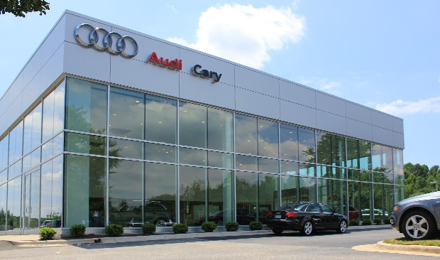 About Audi Cary - Local Audi Dealer near Raleigh & Durham NC.
