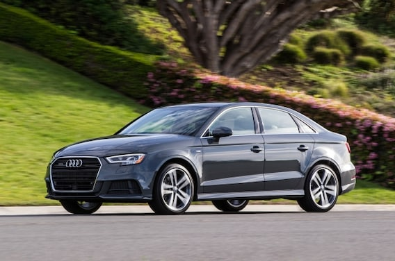 Audi Car Awards From Automobile Car Driver Magazines