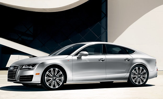 2013 Audi A7 in Cary Raleigh, North Carolina.