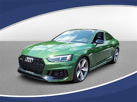 New 2019 Audi RS 5 2.9T Coupe near Raleigh Durham