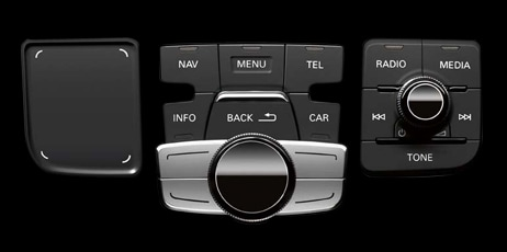 Audi Multi-Media Interface