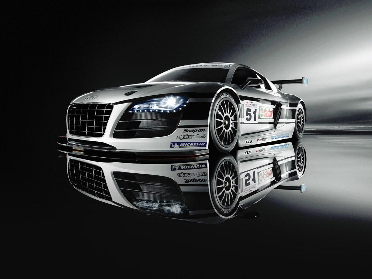 Audi Motorsport: Audi R8 LMS
