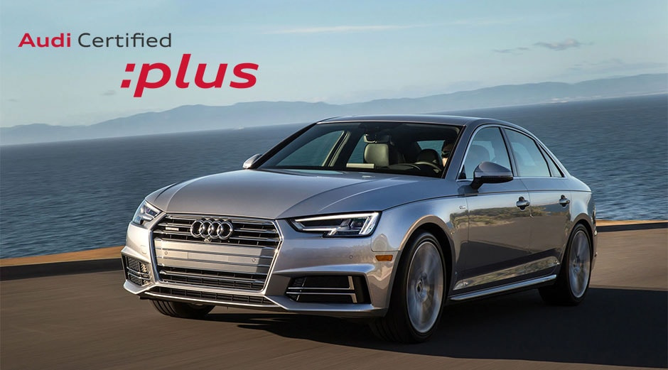 Audi Certified Pre-Owned Vehicles
