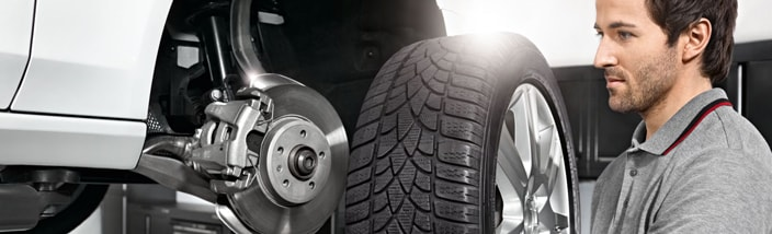Benefits of Audi Genuine Parts & Service