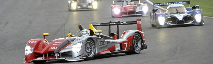 Audi Motorsport - Races