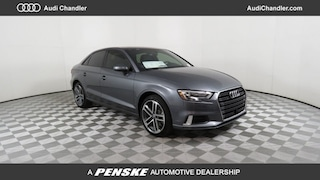 New 2018 Audi A3 2.0T Summer of Audi Premium Sedan in Chandler, AZ