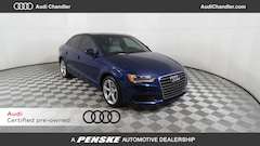 Certified Pre-Owned 2015 Audi A3 1.8T Premium (S tronic) Sedan for Sale in Chandler, AZ