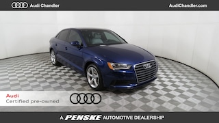 Used 2015 Audi A3 1.8T Premium (S tronic) Sedan for Sale in Chandler, AZ