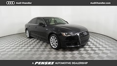 Certified Pre-Owned 2016 Audi A6 3.0T Premium Plus Sedan in Chandler, AZ