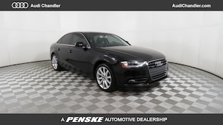 Bargain Used 2013 Audi A4 2.0T Premium (Tiptronic) Sedan for Sale in Chandler AZ