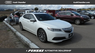 Used 2016 Acura TLX TLX 3.5 V-6 9-AT P-AWS Sedan for Sale in Chandler, AZ