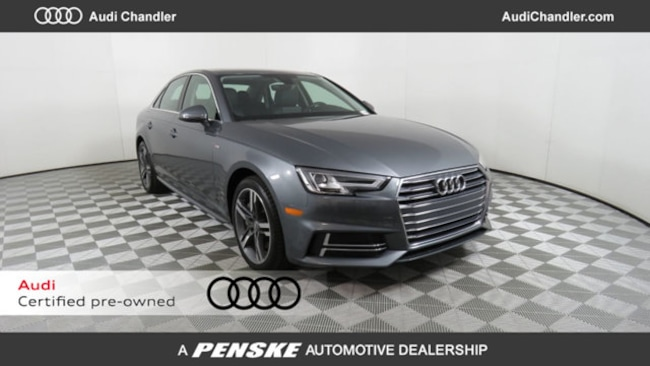 Certified PreOwned Audi A For Sale In ChandlerAZ Near - Audi chandler