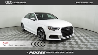 Pre-Owned 2017 Audi A3 2.0T Premium Sedan AP04504S Chandler AZ