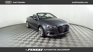 New 2018 Audi A3 2.0T Tech Premium Cabriolet in Chandler, AZ