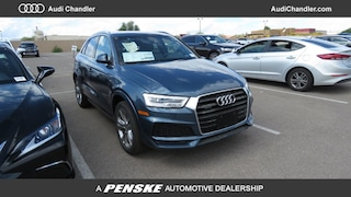 New 2018 Audi Q3 2.0T Sport Premium SUV in Chandler, AZ