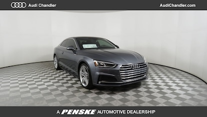New 2019 Audi A5 Coupe For Sale in Chandler, AZ | Stock