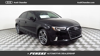 New 2018 Audi A3 2.0T Tech Premium Sedan in Chandler, AZ