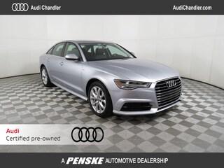 Used 2018 Audi A6 2.0T Premium Sedan for Sale in Chandler, AZ