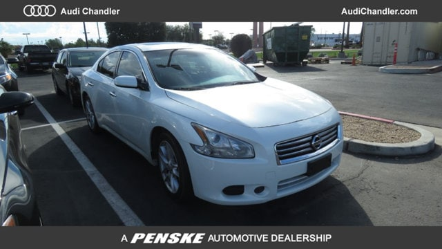 Pre Owned 2013 Nissan Maxima 3.5 S Sedan AT01915A For Sale In Chandler AZ