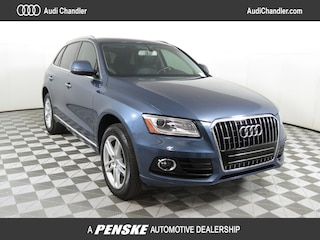 Used 2016 Audi Q5 2.0T Premium SUV for Sale in Chandler, AZ