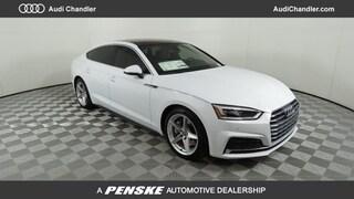 New 2018 Audi A5 2.0T Premium Plus Sportback in Chandler, AZ