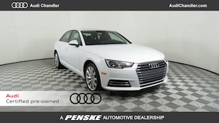 Pre-Owned 2017 Audi A4 2.0T Premium Sedan AP04407S Chandler AZ