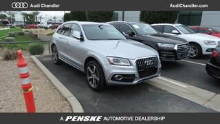 Used 2016 Audi Q5 3.0T Premium Plus SUV for Sale in Chandler, AZ
