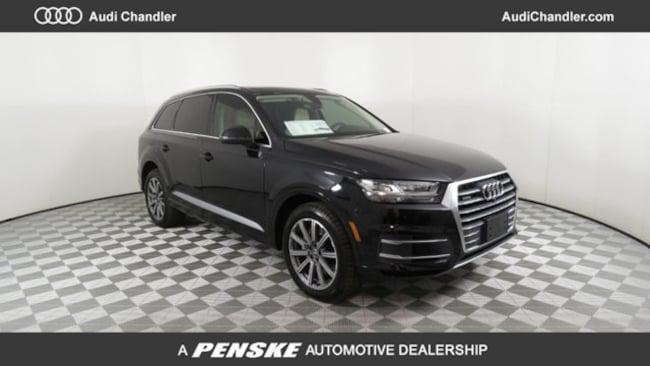 New 2018 Audi Q7 3.0T Premium Plus SUV for sale in Chandler AZ
